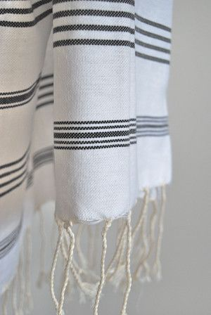 white nest turkish towels throws - Turkish Towels