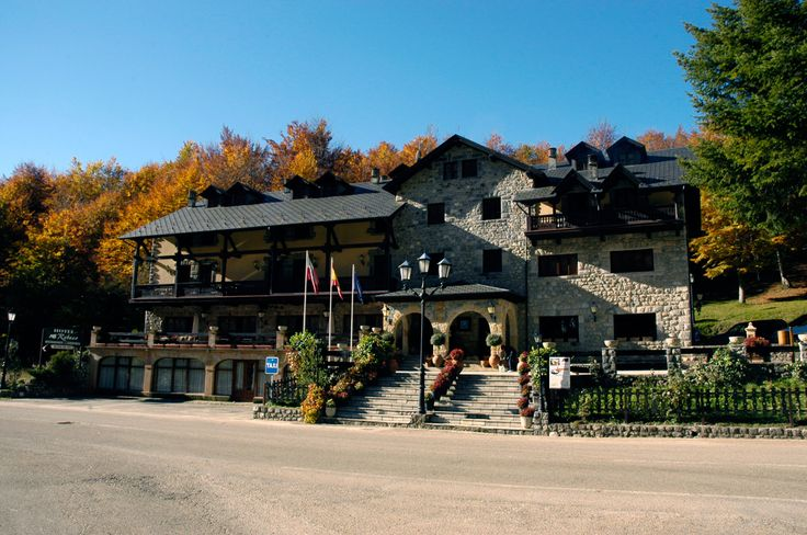 Hotel Rebeco, Camaleño