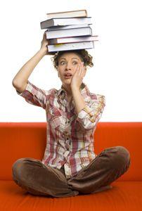 Články - jak se psychicky připravit k maturitě a přijímačkám