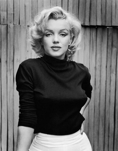 Le blond de Marylin Monroe #inspiration #coiffure #mythique #culte #cinema #septiemeart #retro #hair #cheveux #franckprovost Inspiration Franck Provost