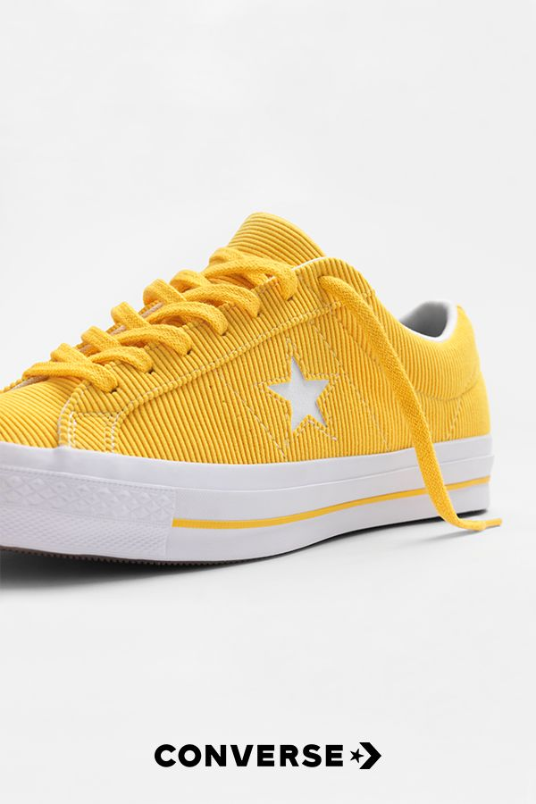 New Corduroy | Converse one star shoes