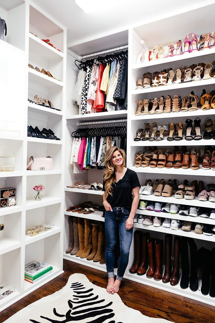 I am SO excited to finally get to share my closet reveal with y'all