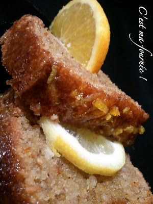 C'est ma fournée !: Le sublime cake marocain de Sophie Dudemaine amandes, citron, orange, cannelle