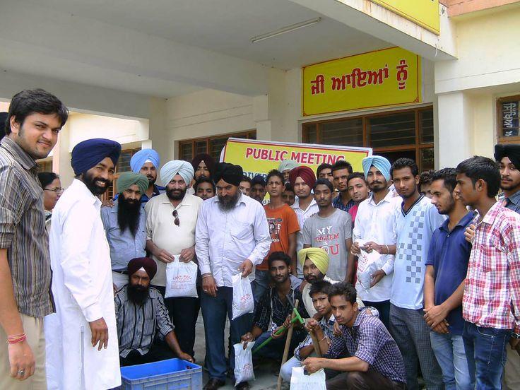 Amritsar workshop on vermiculture