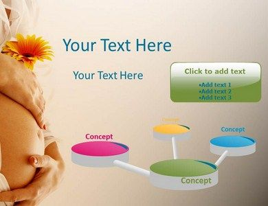 Nice Morning after Pregnancy Pills - PowerPoint Templates