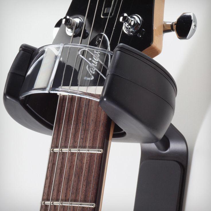 HEADLOCK Wall Hanger | The best self-closing guitar hanger | D Guitar Gear