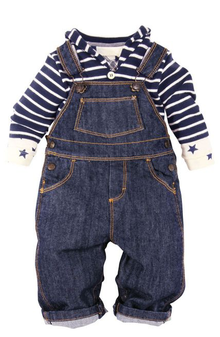 Baby boy outfit...sooo cute if we have a boy :)