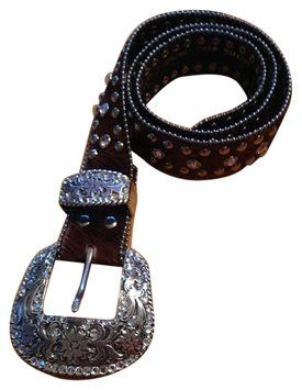 NACONA WESTERN Hair on HIde Belt - Rhinestone Cowgirl Belt. Get the lowest price on NACONA WESTERN Hair on HIde Belt - Rhinestone Cowgirl Belt and other fabulous designer clothing and accessories! Shop Tradesy now