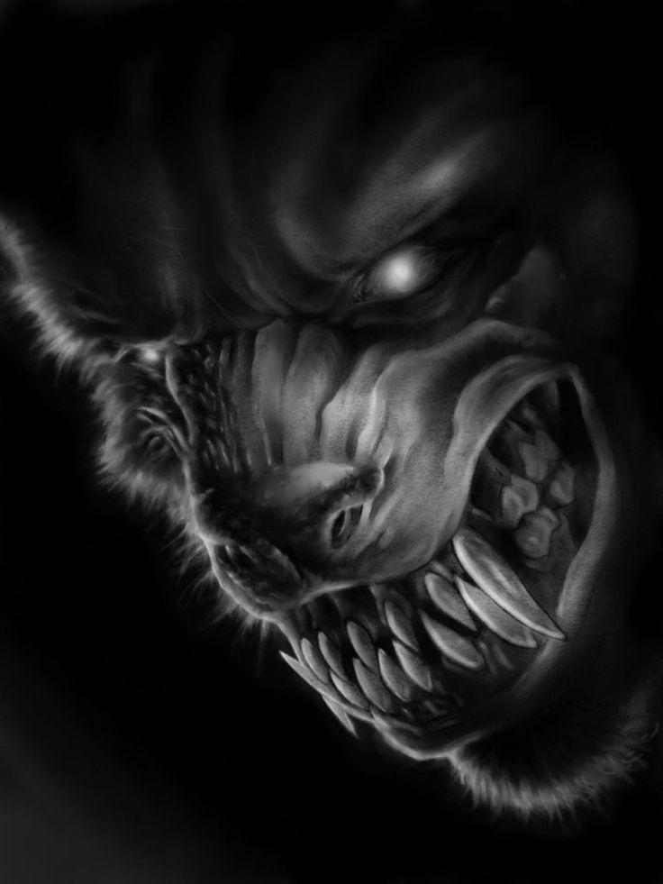   werewolf tattoo idea by ~spdmngtruper on deviantART