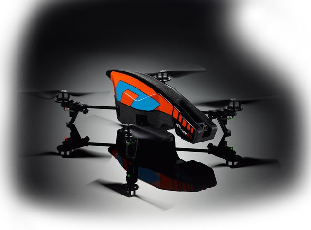 Parrot AR.Drone 2.0 Review @ardrone