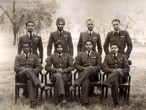 Sikh, Muslim and Hindu pilots of #WW2 who flew Spitfires built in #Birmingham to defend our freedom