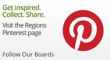 Visit Regions Bank on Pinterest