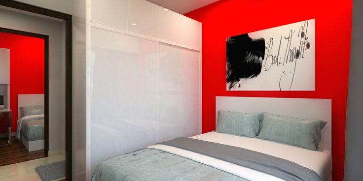 3D Design Green Central Apartment