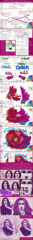 ArtRage BeginnersGuide + mouse by Sirielle.deviantart.com on @DeviantArt