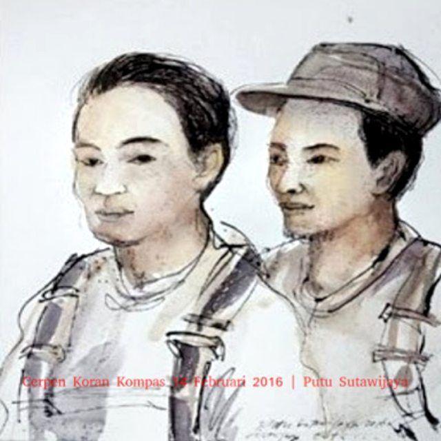 Okky Madasari secara apik berhasil menggambarkan kejadian peledakan di Jl MH Thamrin Jakarta lalu ...