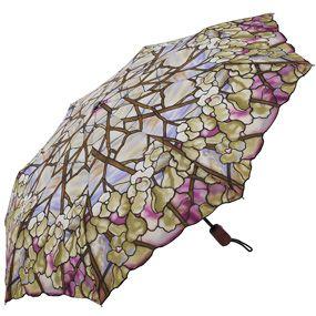Louis C. Tiffany Magnolias and Irises Umbrella - Umbrellas - Totes & Accessories - The Met Store