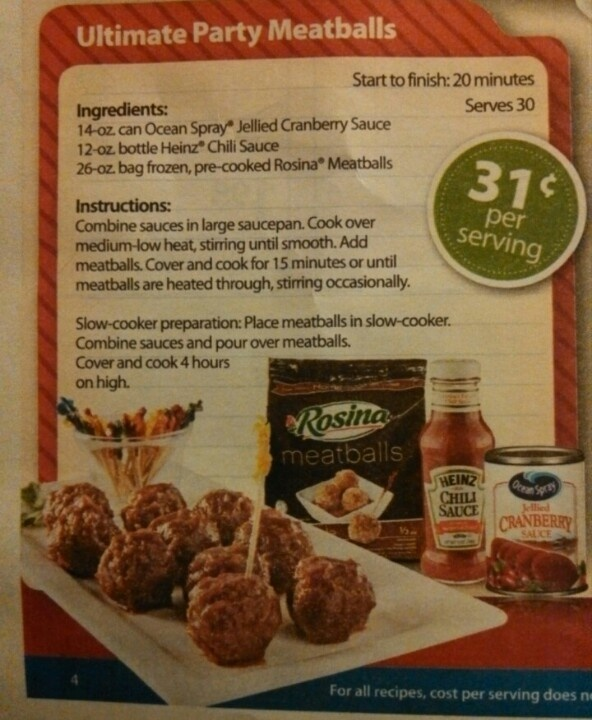 Ultimate party meatballs | Food | Pinterest