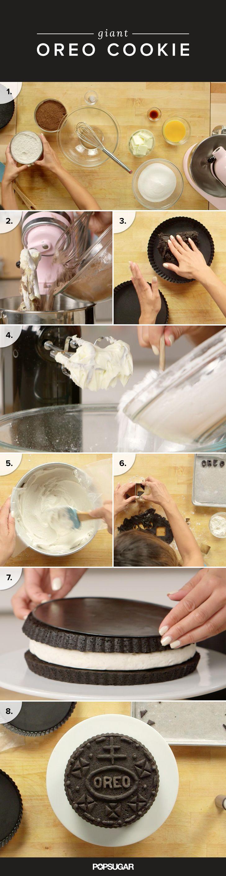 oreo churros how to cook