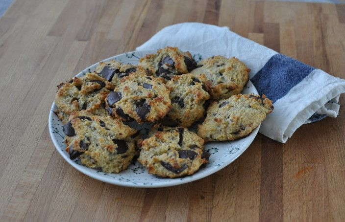Sjokoladecookies  | Paleoliv