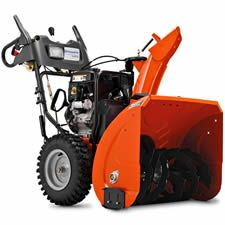 """Husqvarna 961 93 00-71 12527HV (27"""") 291cc Two Stage Snow Blower at Snow Blowers Direct includes free shipping, a factory-direct discount and a tax-free guarantee."""