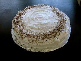 Cocina de las Mesa: Torta Genovesa