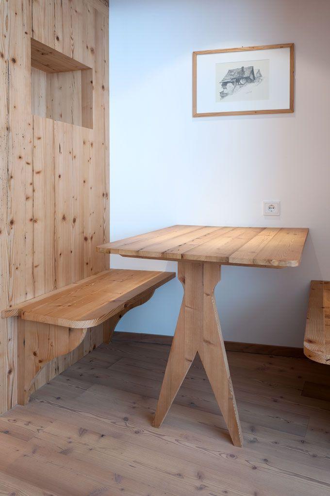 The altoatestina #tradition revisited #italy #naturalwood #Naturholz #hotel #room