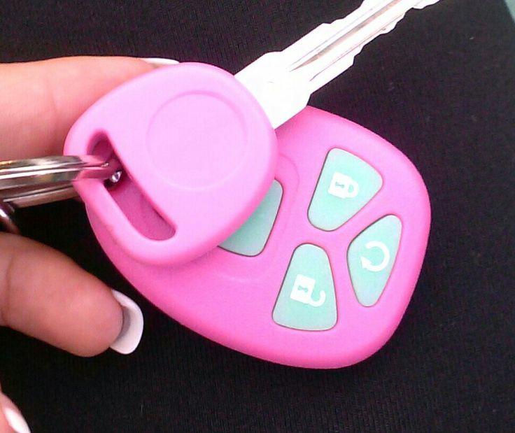 I love my new car keys: )