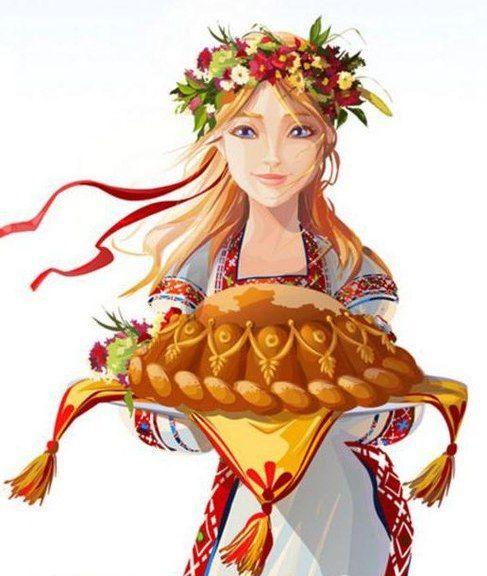 Моя україна,разное,пироженки,художник,длинопост,українське мистецтво