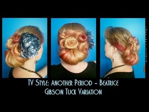 TV Style: Another Period - Beatrice (A Gibson Tuck Variation) - YouTube