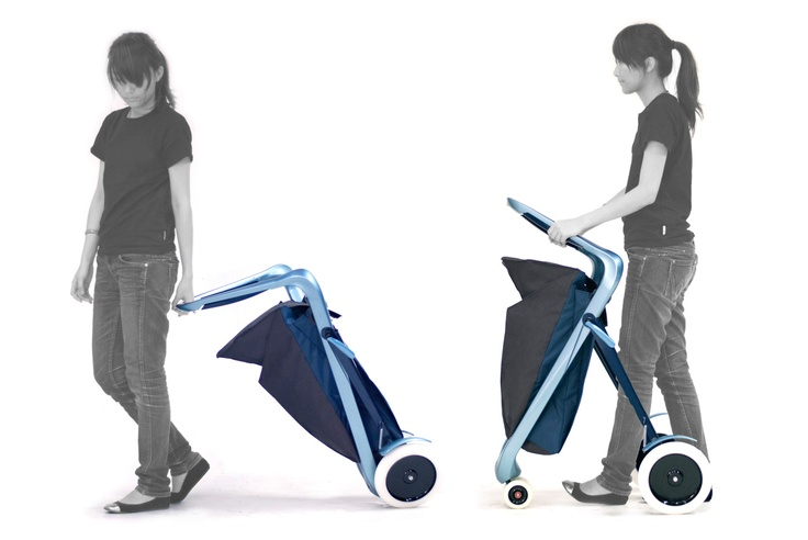 Empathik - mobility aid for seniors by Vivi& Design