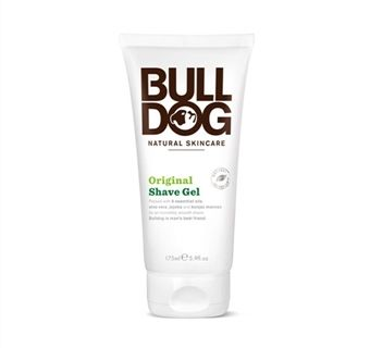 "Barry from Gold Coast, Australia loves Bulldog Original Shave Gel ""I ordered the Bulldog Shaving Gel and it works great. I like it because the scent is not as overpowering as common brands."""