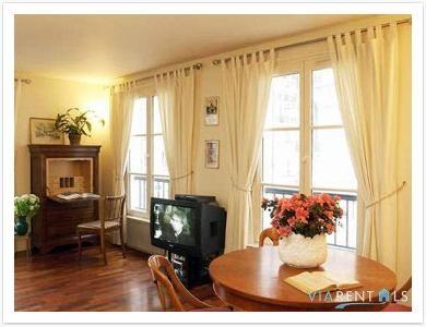 Appartement Lune de Miel Adorable à Montmartre, Paris