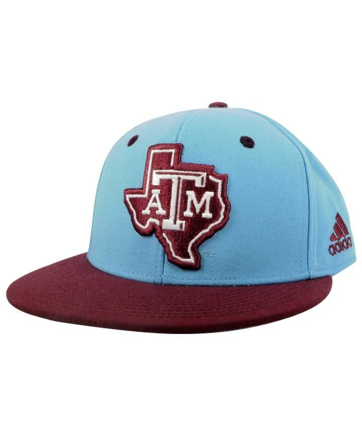 best loved 949d4 01257 ADIDAS TEAL ON FIELD CAP Aggie Baseball, Baseball Hats, Texas A m, Fitted  Caps