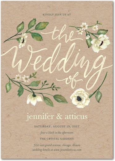 Best 25 Wedding Invitation Ideas On Pinterest