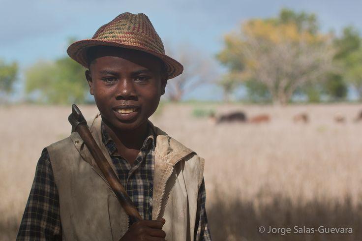 Madagascar. Berenty Reserve.