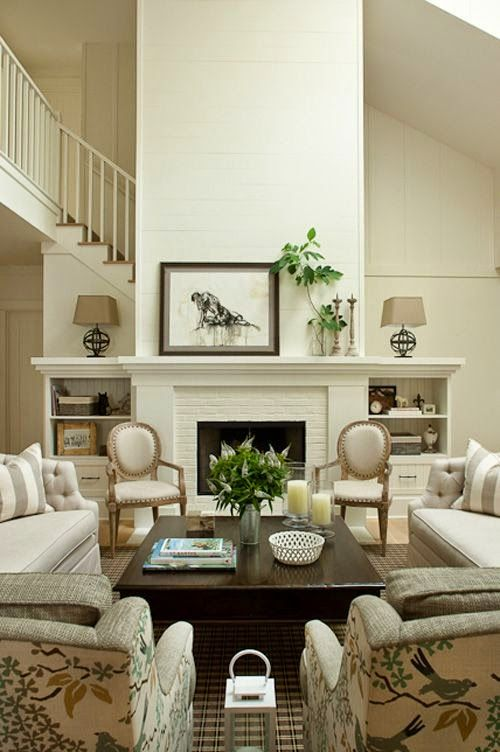 South Shore Decorating Blog: Sunday Dreaming: Seriously Beautiful Rooms