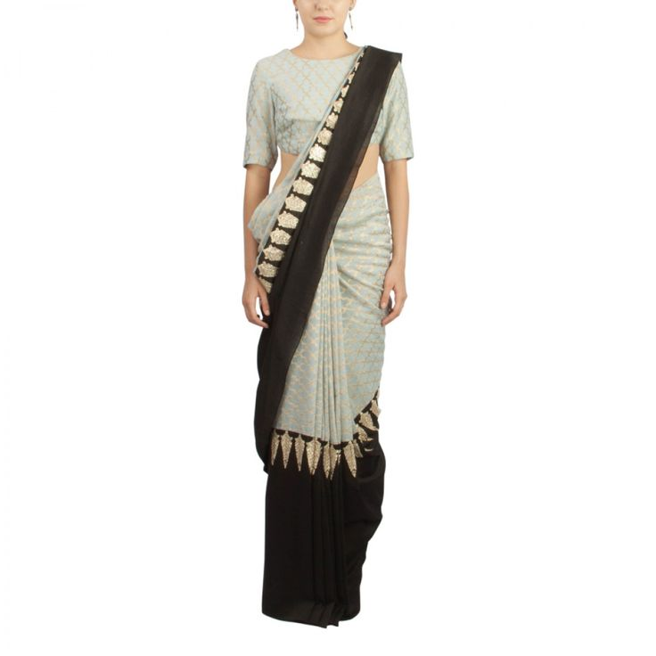 Marca Saree by PAYAL SINGHAL. Available at Indelust.com