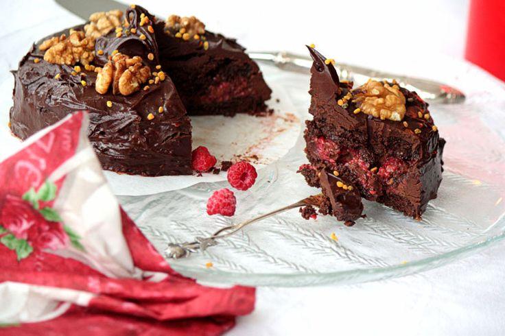 Ystävänpäivän Menu: Hedelmäinen Kurpitsapasta & Vadelma-suklaakakku | Jolie