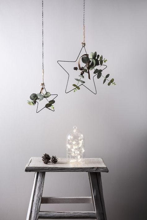 Our Eucalyptus stars are perfect for adding some Nordic inspiration to your home this Christmas