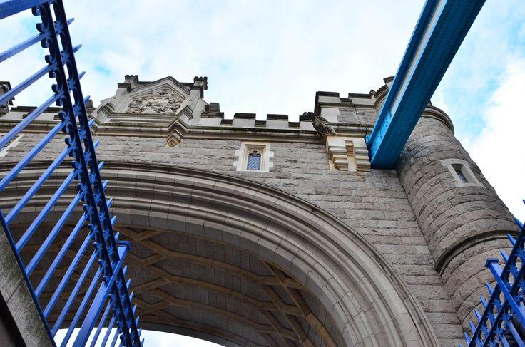 Tower bridge close-up - London [England trip]