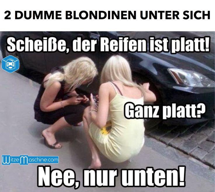 Blond schmutzige Sex Witze