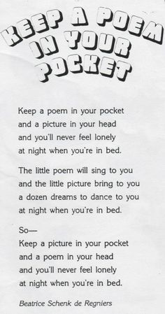 25+ best ideas about Short poems for children on Pinterest ...