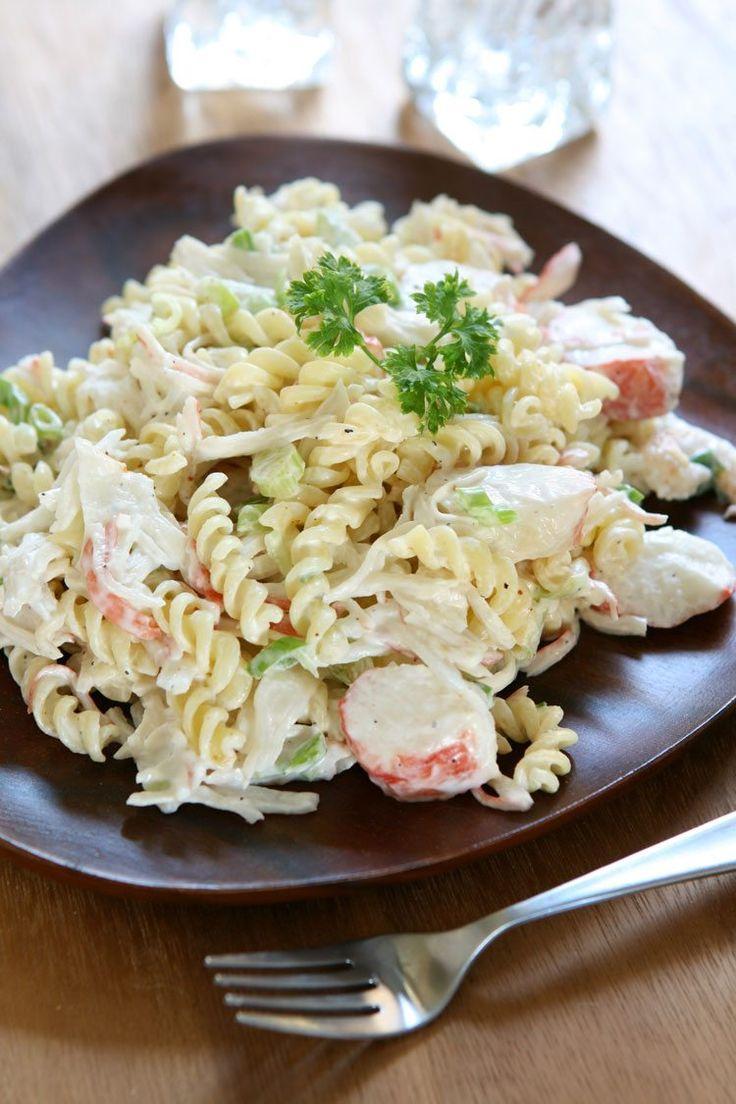 recipe: healthy seafood salad [35]