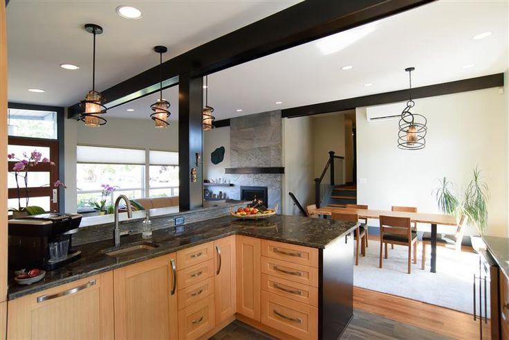 Best 25 tri level remodel ideas on pinterest for Tri level kitchen remodel