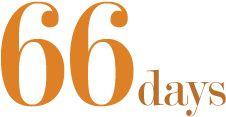 The challenge of change La sfida del cambiamento: 66 days