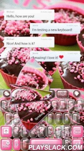 """Sweet Muffins Keyboard  Android App - playslack.com , GO Keyboard Themes are only available for smartphones with GO Keyboard app installed. You can install GO Keyboard from here - https://play.google.com/store/apps/details?id=com.jb.emoji.gokeyboard&hl=enHow to Apply:Step 1. Press Download.Step 2. Press the """"Open"""" button from here (after the installation is done) and then press """"Apply this Theme"""" button.You will find this theme in """"Local"""".This theme is at high-resolution, perfect for…"""