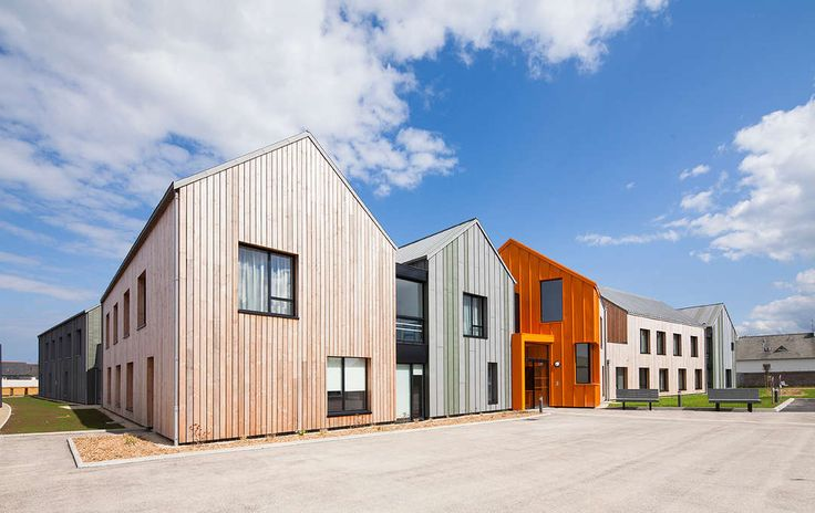 Architecture for Aging: 9 Nursing Homes and Assisted Living Facilities - Architizer