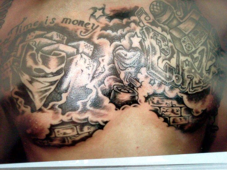 Chest Pieces Tattoo: 39 Best Dove Chest Tattoos For Men Images On Pinterest