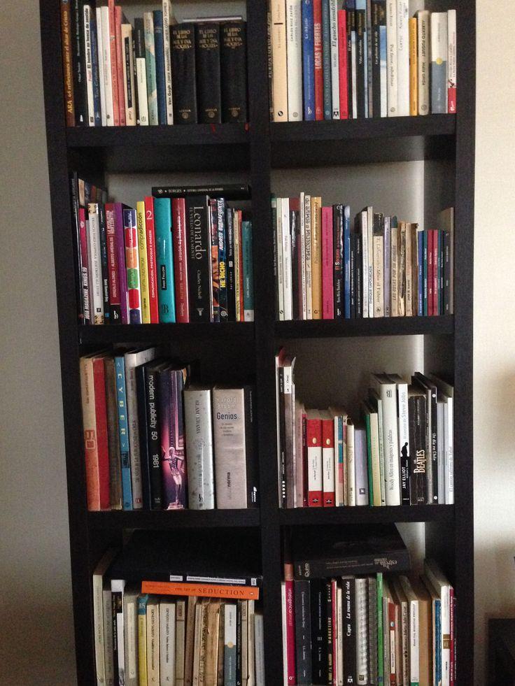 No se puede vivir sin libros.