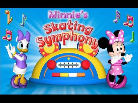 Mickey Mouse Clubhouse Minnie's Skating Symphony Full Episodes
